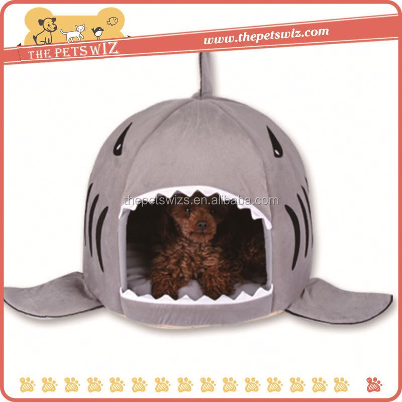 Shark puppy bed ,CC108 inflatable dog bed