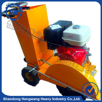 13hp Honda Gasoline Engine Road Cutter /Concrete Slab Cutting Machine
