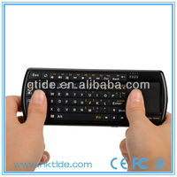 Gtide mobile bluetooth keyboard for ipad 2 metal keyboard with touchpad