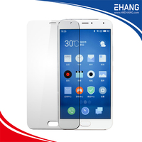 Newest good touch for Meizu pro 5 tempered glass screen protector