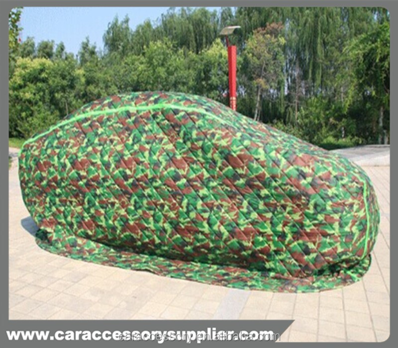 high quality RUSSIAN market heat insulation winter car cover