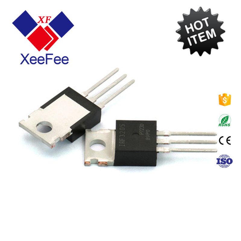Electronic Components Supplies MOSFET Transistor IRF3205