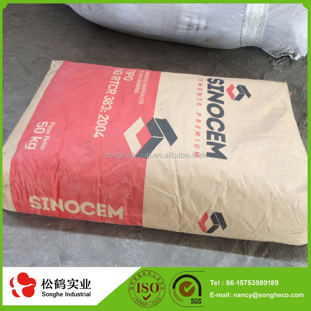 Ordinary Portland Cement (OPC) 42.5 42.5R, Bulk Cheap Price, Type 1 ASTM C-150, High Quality from