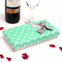 Printed Custom Gift Box , Cover And Bottom Gift Boxes