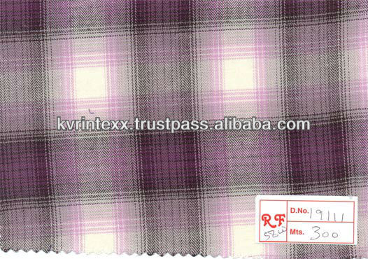 cotton and elastane fabric