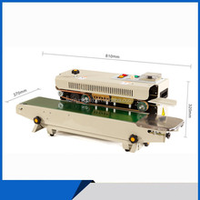 manual control cosmetic plastic tube sealing machine