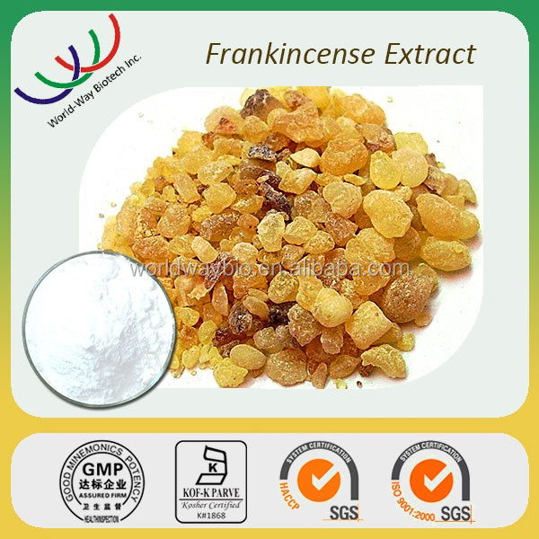 Boswellia Serrata Extract/ Indian frankincense extract / Olibanum Extract mosquito-born illnesses