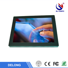 Factory price 10 inch all in one mini pc with multi-touch screen