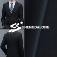SDL370071 Reayd made 45%wool 55%polyester suit fabric with high quality
