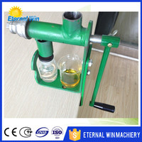 2016 New condition hand operate mini coconut oil mill copra oil extraction machine