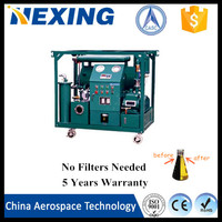 Used Motor Car Engine Oil to Diesel Base Oil Distillation Machine