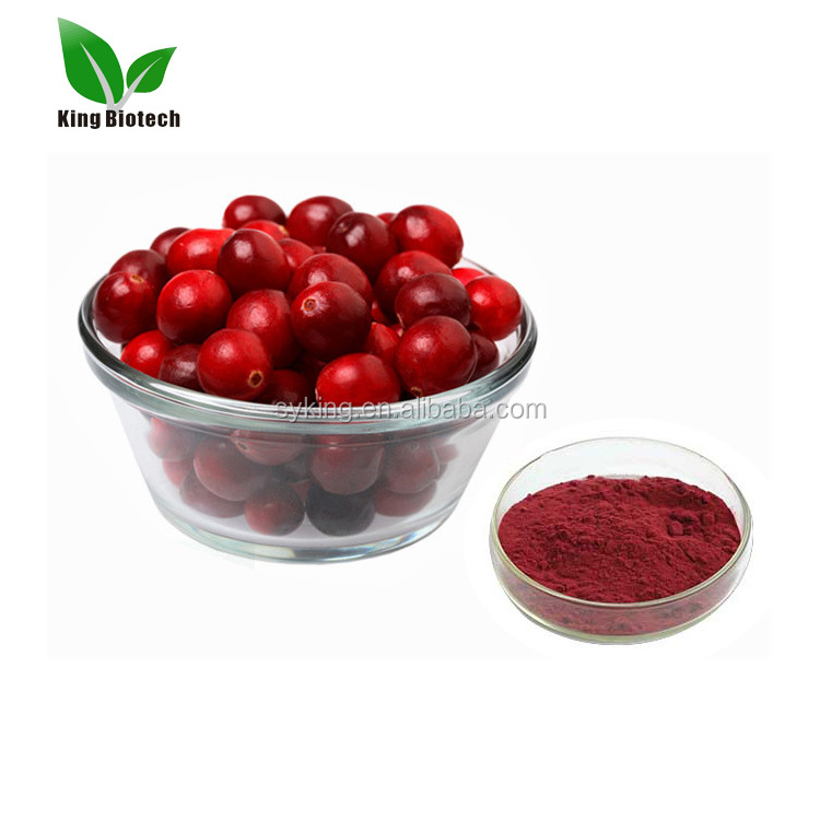 Natural Anthocyanins 25% HPLC from Cranberry P.E.