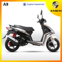 ZNEN 50CC 2 stroke water cooled gasoline scooter A9 with patent design
