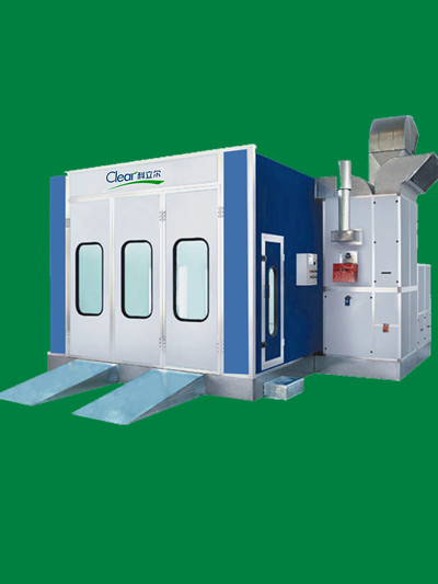 International Worldwide Car Paint Booth HX-600 with Factory Price and High Quality