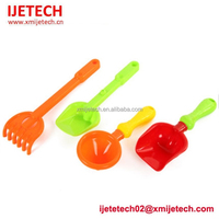 wholesale kids plastic shovels sand beach toy set