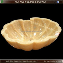 Hand Carved Natural Stone Sink Basin