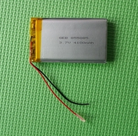 Best quality lipo battery 3.7V 4100mah battery 855085 for GPS,Toys,Cell phone