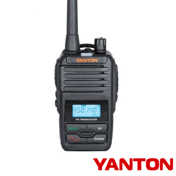 YANTON T-320 Long Range PMR 446 Walkie Talkie with professional FM transceiver