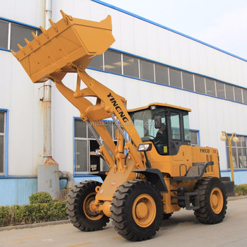 3 ton shovel loader with price for construction