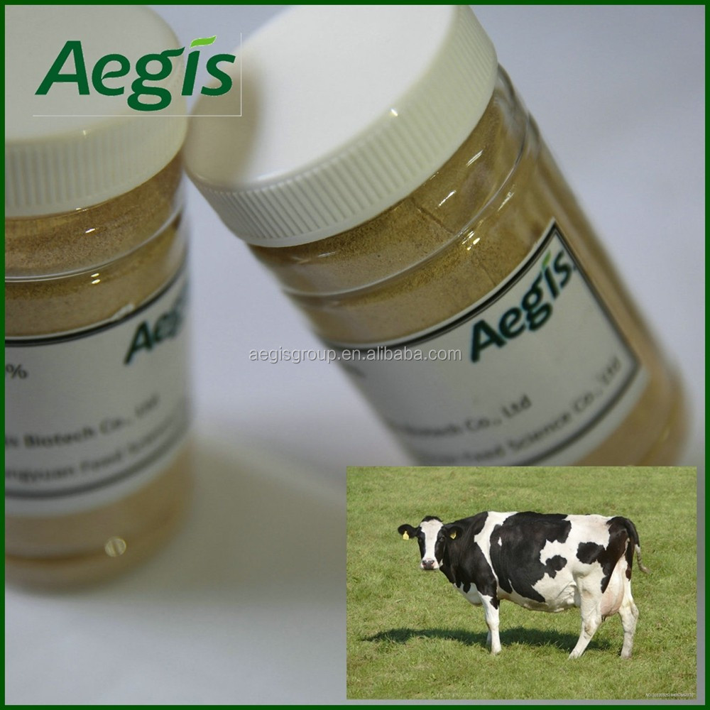 Aegis lysozyme feed additives to promote heath and weight for best cattle feed formula