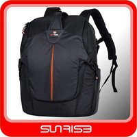 Sunrise Pro Camera Backpack Shoulders Bag for Canon Nikon DSLR Laptop