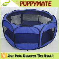 PUPPYMATE hot selling high quality folding dog playpen
