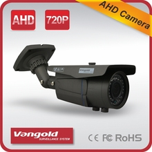Analog AHD Camera 42Pcs IR Leds 2.8-12mm Varifocal Lens 720P AHD 1 Megapixel CCTV Bullet Camera Star VG-AHD10110
