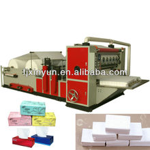 box-drawing face tissue paper machine for sale