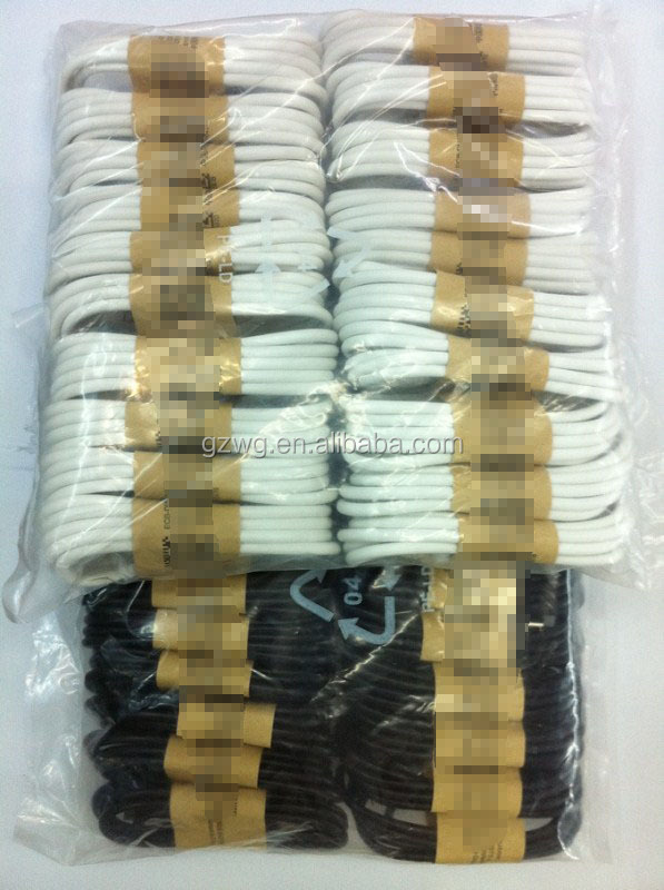Factory Micro USB Cable for samsung s4 cable  (42).jpg