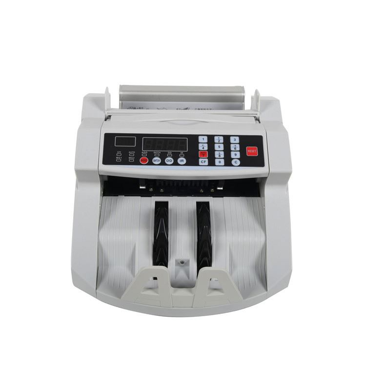 Portable Multi Paper Currency Counter Machine Money Cash Counting Machine