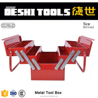 OEM Competitive Price SPCC Cantilever Job Site Stainless Steel Tool Boxes