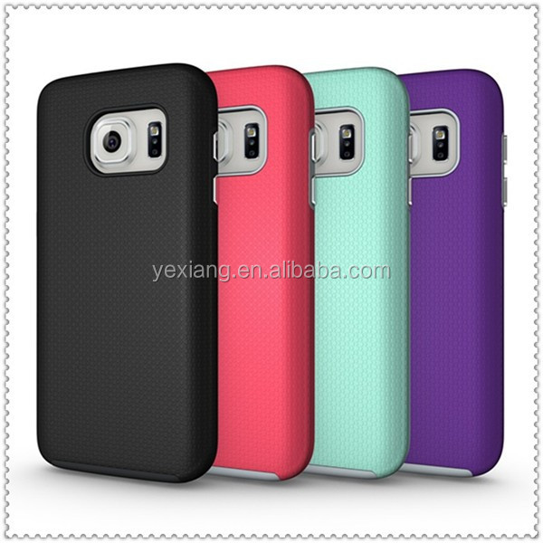 fashion design mobile phone case for samsung galaxy s8 plus rugged armor cover case