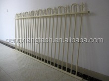 Hot dipped welded aluminum or steel swimming pool fence with cheap price