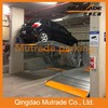 low rise hydraulic car lift