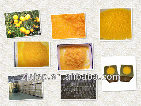 mandarin orange cells sacs of 18kg