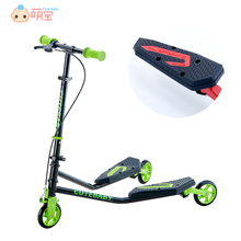 Hot selling kids foldable 3 wheel scooters China custom scooters for teenagers
