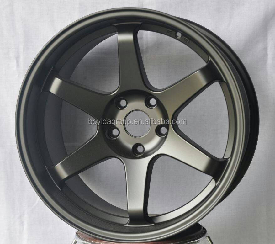Lowest price Racing Rays TE37 CE28 Replica Alloy Wheel