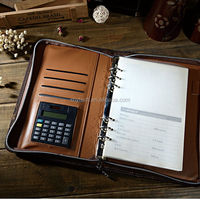 Business Leather Diary Office School Supplies