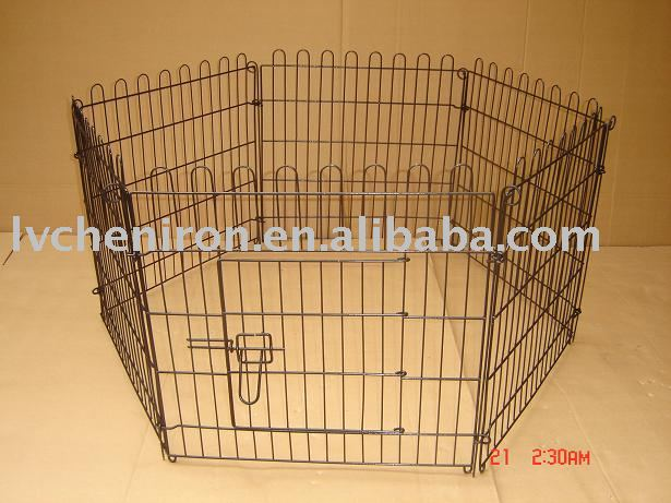 metal dog/chichen fence/cage ,pet cage ,wire cage