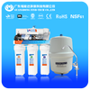 High Quality Home Pure Water Filter Reverse Osmosis / 5 stage manual flush ro water filter / water purifier