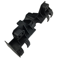 LR Range  -  Rover Sport Radiator Bracket Support LR052925 Upper. No sponge.