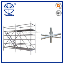 Steel used layher allround scaffolding price
