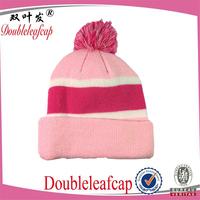 New design best selling custom fleece beanie hat pattern