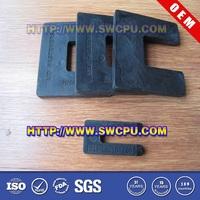 Customized different sizes U shape HDPE plastic spacer