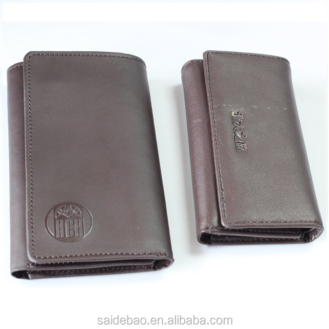 Premium leather made key hybrid Wallet