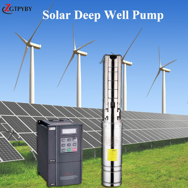 solar pump calculation with high quantity water pumping systems low cost solar pump