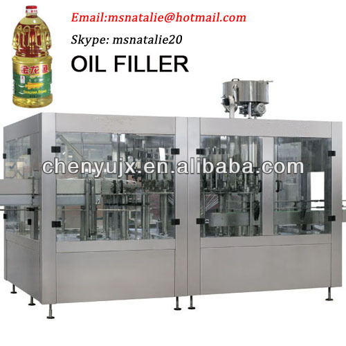Edible oil/cooking oil filling machine plant