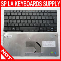 NEW original SP Spanish keyboard for Dell MINI 10 1012 1014 1018 P04T laptop spare part