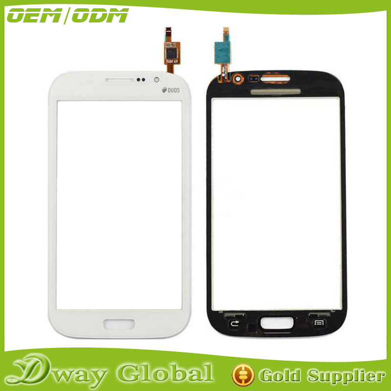 Replacement cell phone parts front glass lens sensor panel for Samsung for Galaxy Grand Neo Plus i9060i touch Screen digitizer