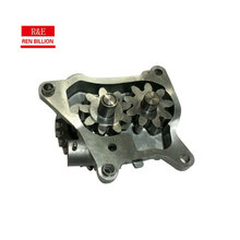 Diesel engine ISUZU 4HK1 oil pump 8-98038845-0 for SH200-5,excavator spare parts,4HK1 engine parts